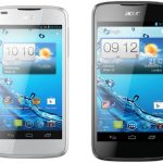 Acer Will Release Two New Smartphones