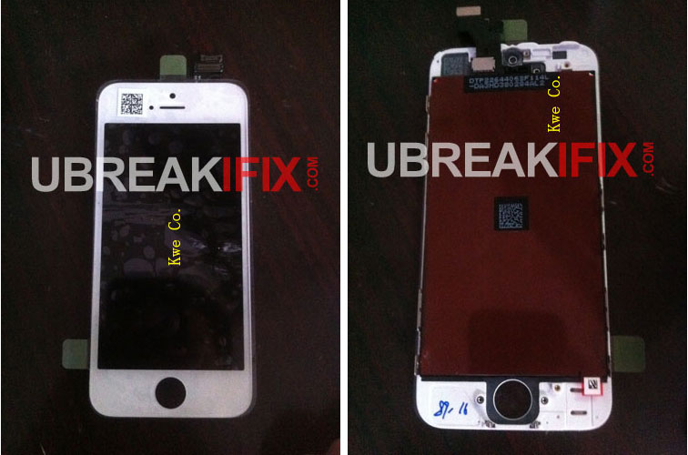 Most Complete Images of iPhone 5 Are Released