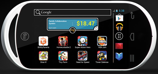 Android-based MG Gaming Console is Ready for Preorder