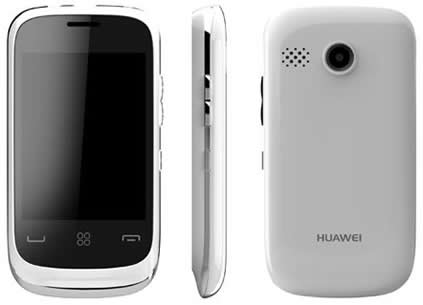 Huawei Ascend Y100 Review