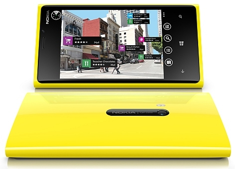 Nokia Lumia 920 Review