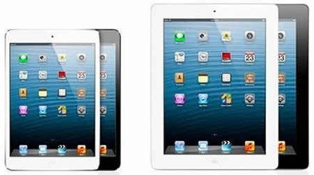 Apple iPad Mini 2 and iPad 5 Could be Ready for Release in March 2013