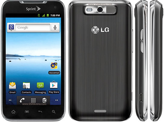 LG Viper 4G LTE Gets a Software Update