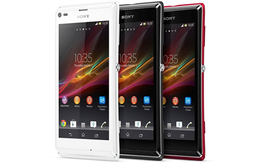Sony Xperia L and Xperia SP Are Officially Introduced