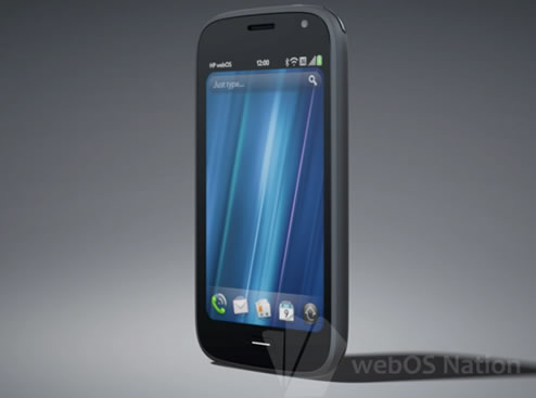 HP's Cancelled Smartphone, WindsorNot, Appears on an Image