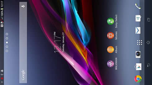 Screenshots of Xperia ZU Prototype Confirm Nearly All Rumored Specs
