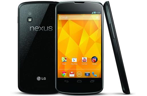 LG Nexus 5 Appears on FCC Filing Document