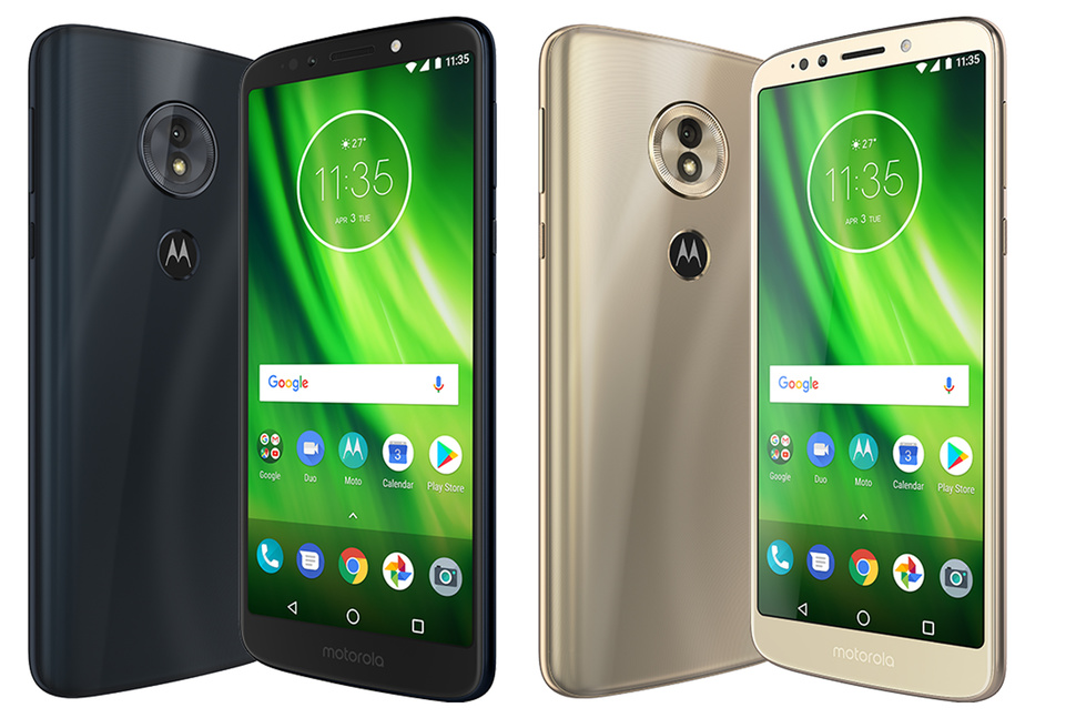 Motorola Moto G6: Budget Smartphone with Noteworthy Camera