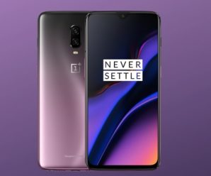 OnePlus6T Launches 6.41 Edge-to-Edge AMOLED Screen