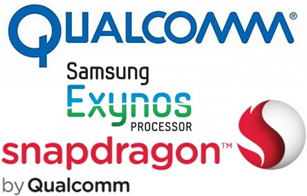 Qualcomm Samsung 8 Core Processor