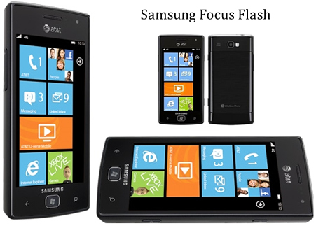 Samsung Focus Flash