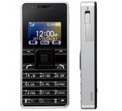 Willcom Lightest SmartPhone