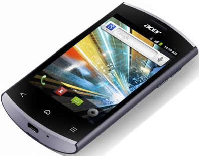 Acer Liquid Express Review
