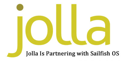 Jolla Is Partnering with Sailfish OS