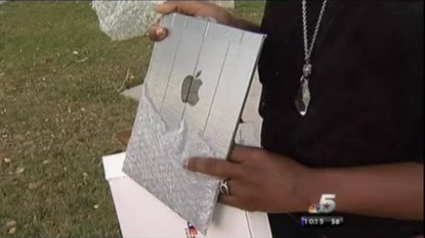A Texan Woman Bought a Mirror Thinking it Was an iPad