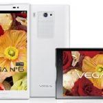 Pantech Vega No.6 is Officially Released in South Korea