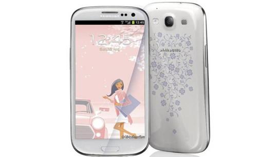 Samsung La Fleur Smartphones Are Released in Russia