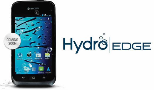 Waterproofed Kyocera Hydro Life Will Be Available from T-Mobile and MetroPCS