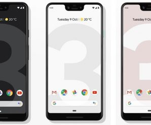 Google Pixel 3: The Picture Perfect Phone